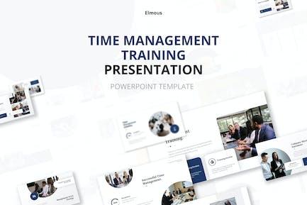Time Management Training Powerpoint Presentation