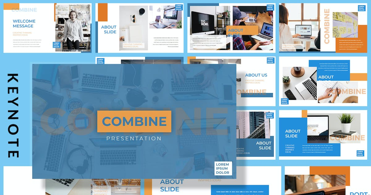 Download Combine Office - Business Keynote Template by putra_khan