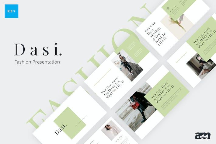 Thumbnail for Dasi Fashion Keynote