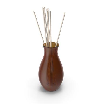 Decorative Glass Vase