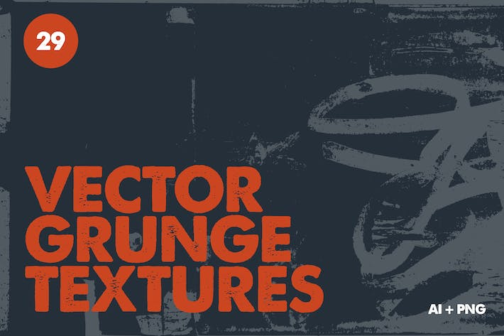 Thumbnail for Vector Grunge Textures