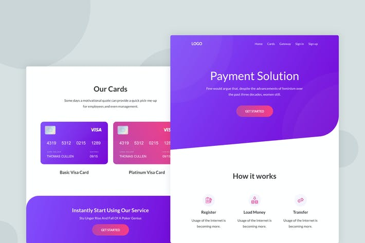 Thumbnail for Payment - Email Newsletter