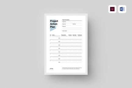 Project Action Plan