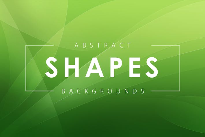 Thumbnail for Abstract Shapes Backgrounds
