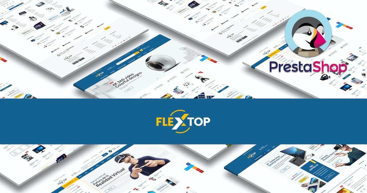Download Flextop Responsive Prestashop 1.7 Theme by labertheme