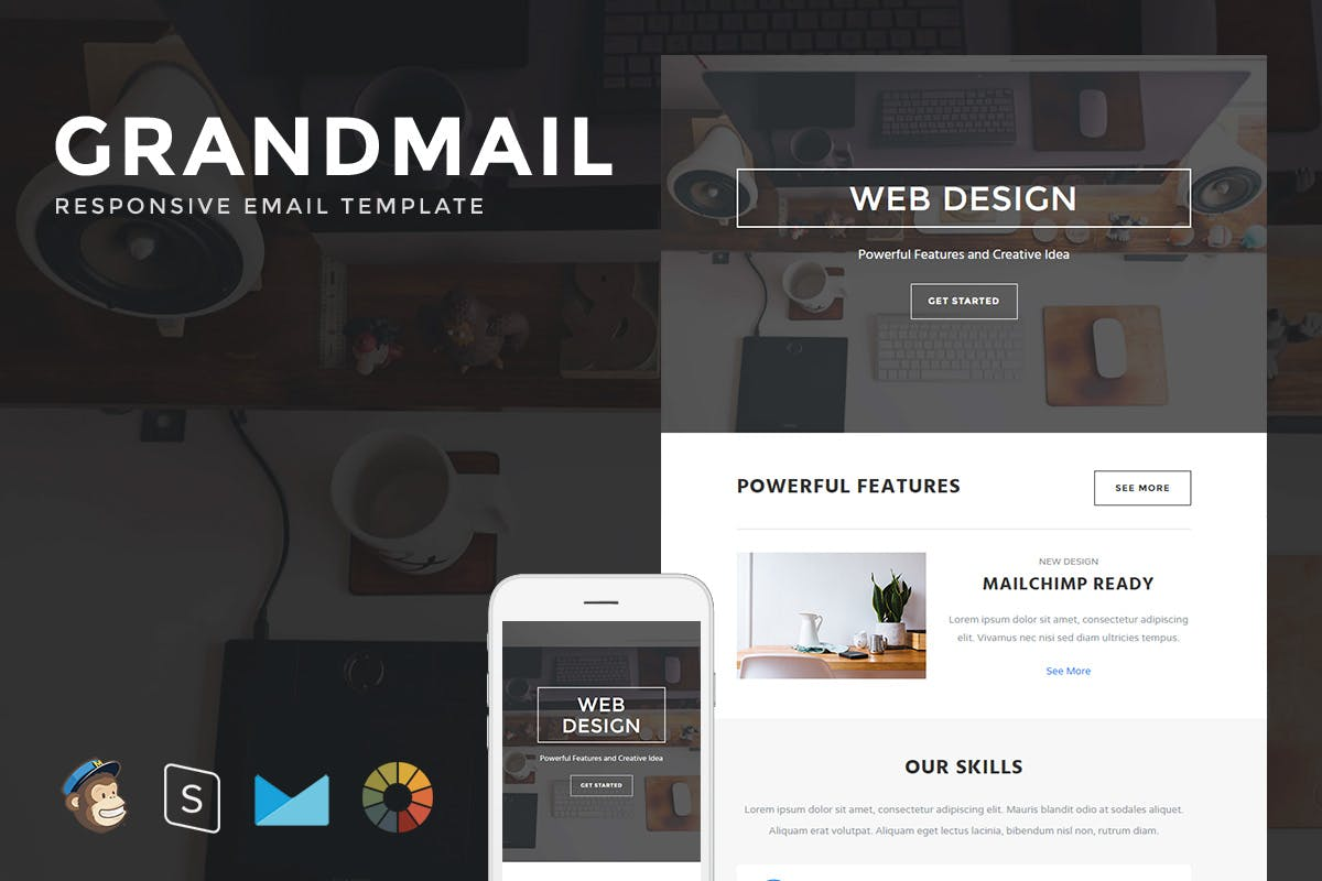 Kepler - Responsive Email + StampReady Builder by LEVELII on Envato ...