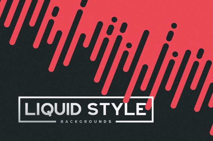 Thumbnail for Liquid/Fast Style Backgrounds