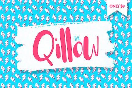 Qillow Font