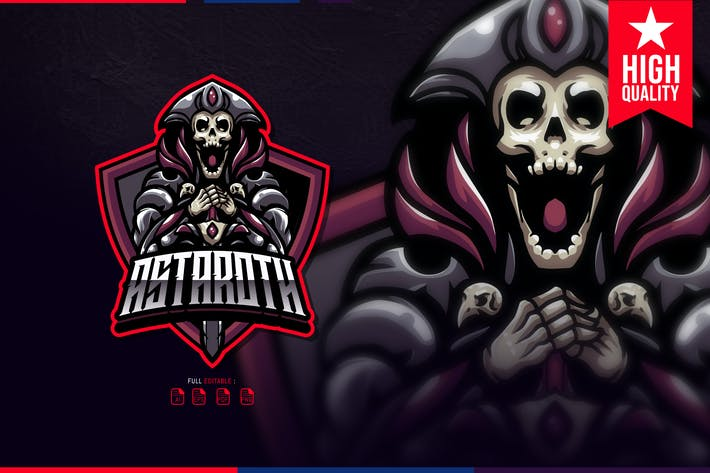 Astaroth Esprts Logo