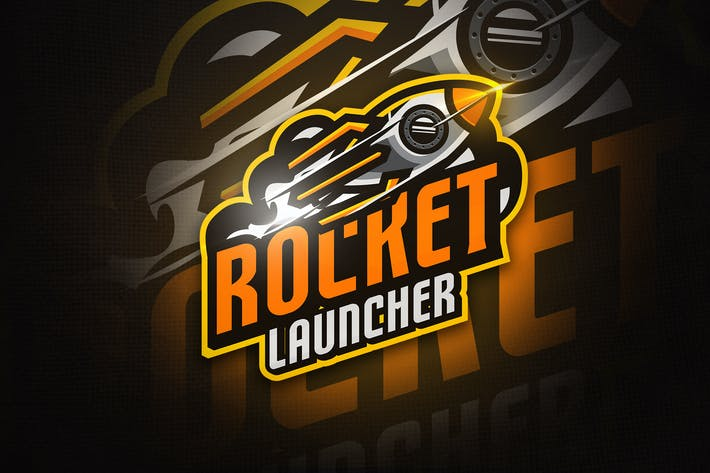 Rocket Launcher - Mascot & Esport Logo