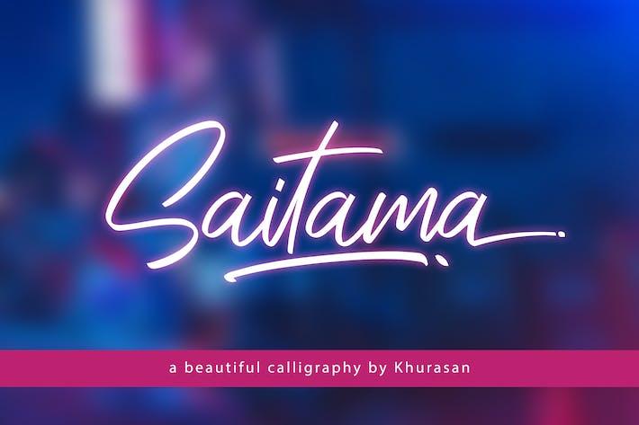 Thumbnail for Saitama Script