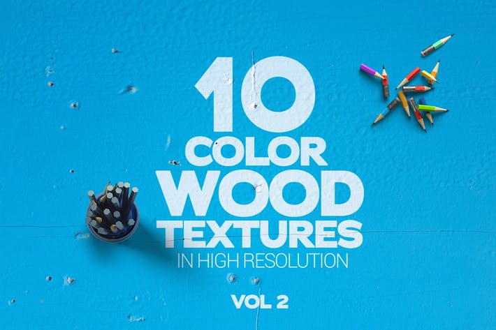 Thumbnail for Color Wood Textures Vol 2 x10