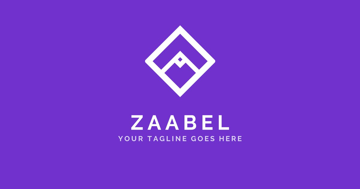 Download Zaabel - Abstract Logo Template by ThemeWisdom