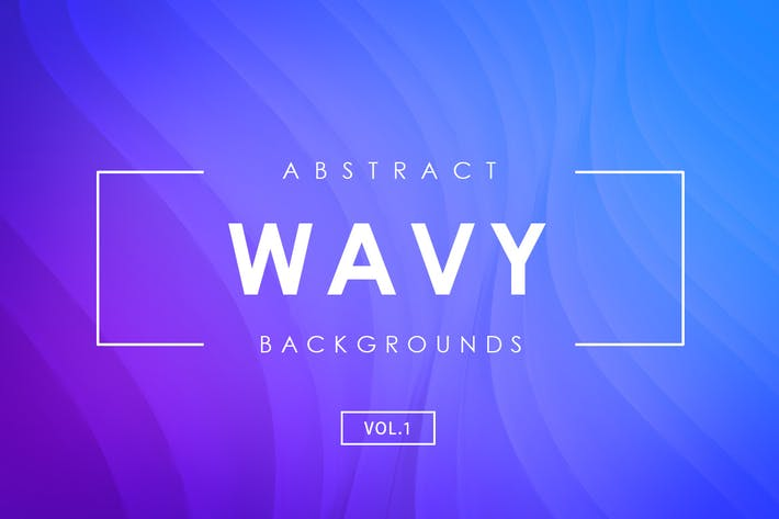 Thumbnail for Abstract Wavy Backgrounds