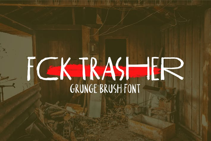 Thumbnail for FCK Trasher
