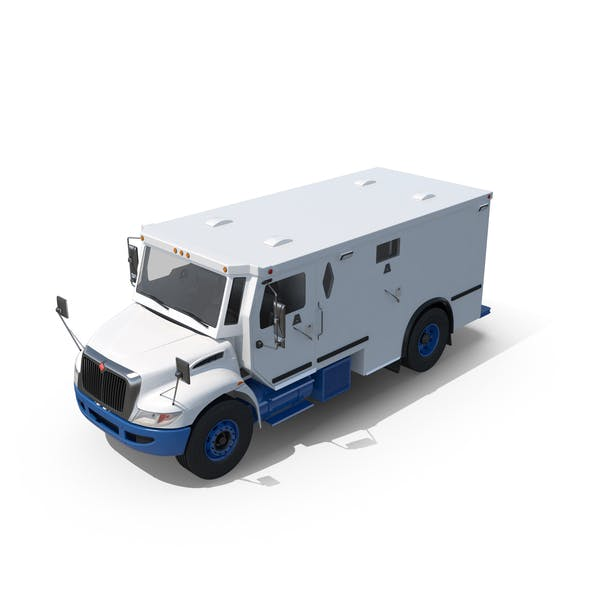 Thumbnail for Armored Truck