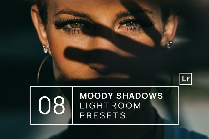 Thumbnail for 8 Moody Shadows Premium Lightroom Presets