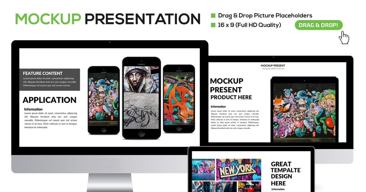 Download Mockup Powerpoint by mamanamsai