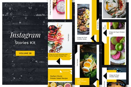 Instagram Stories Kit (Vol.28)