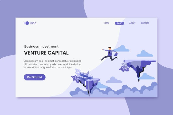 Thumbnail for Venture Capital Business Investment Marketing