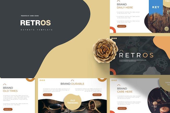 Retros | Google Slides Template