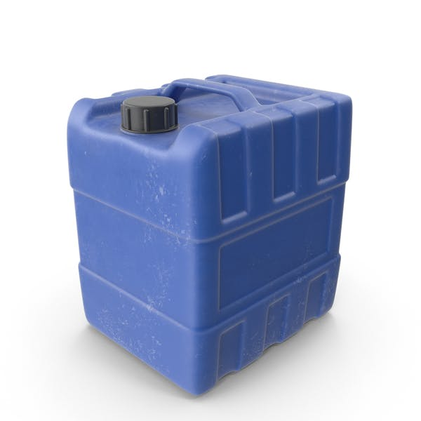 Big Plastic Jerry Can