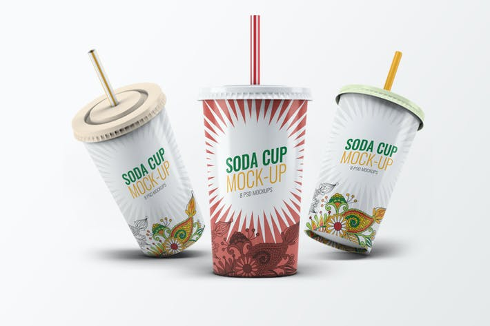 Thumbnail for Soda-Tasse Mock-Up