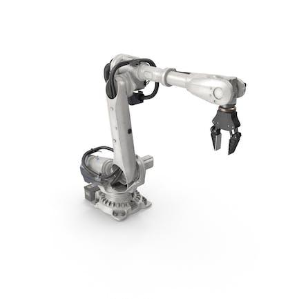 Тяжелая роботизированная рука с захватом