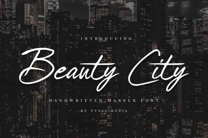 Thumbnail for Beauty City