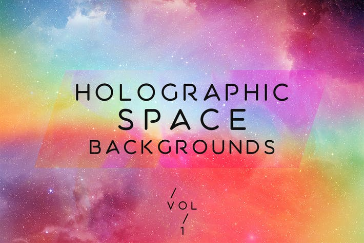 Thumbnail for Holographic Space Backgrounds Vol.1