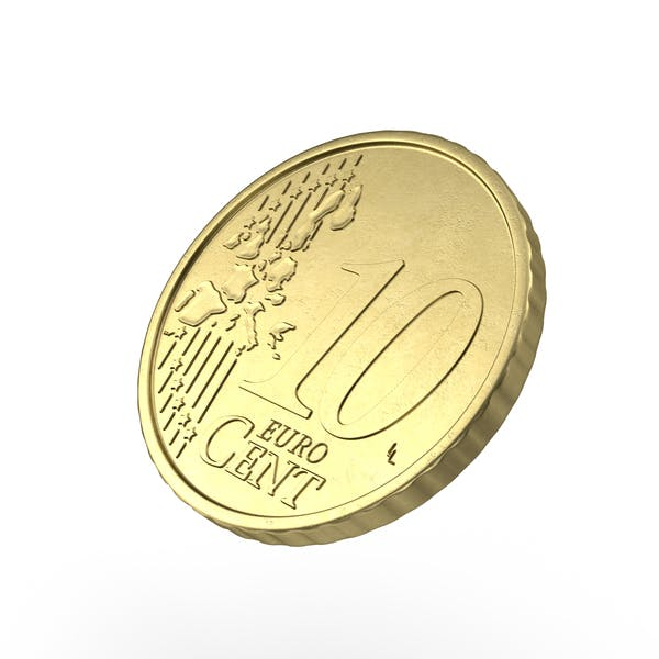Thumbnail for 10 Cent Euro Coin