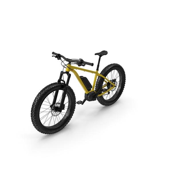 Electric Fat Bike Generic