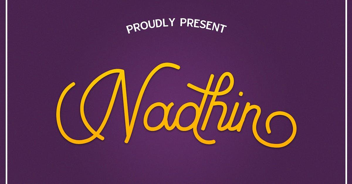 Download Nadhin Script & Sans by Lostvoltype