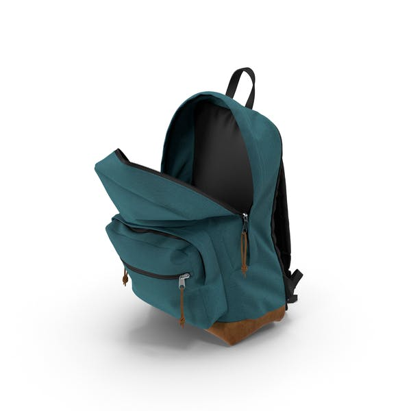 Thumbnail for Open Backpack