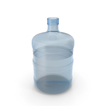 Water Container Opened