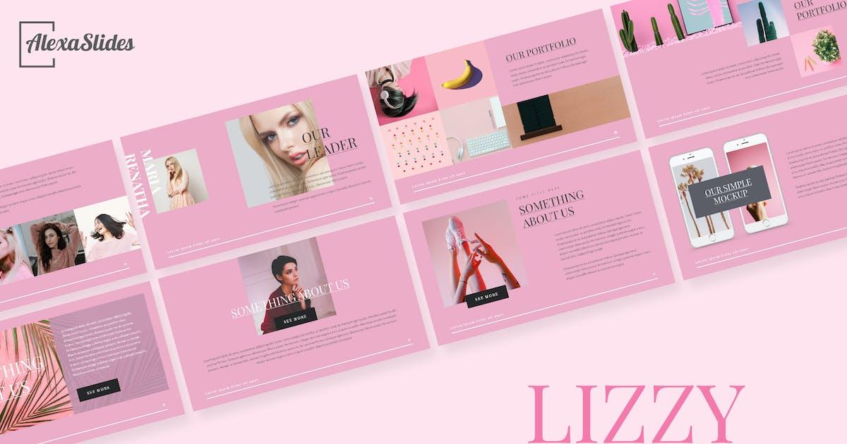 Download Lizzy - Powerpoint Presentation Template by alexacrib