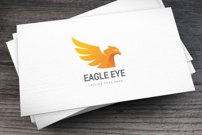 Thumbnail for Eagle Eye Logo Template