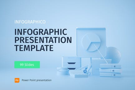 INFOGRAFICO - Power-Point-Präsentation