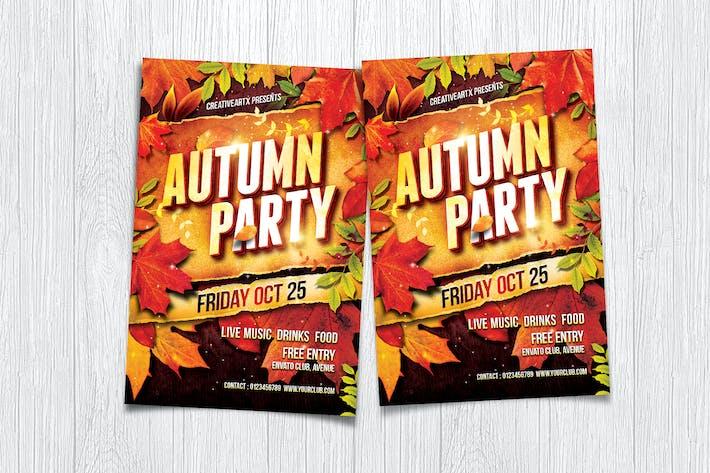 Thumbnail for Autumn Party