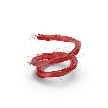 Vórtice rojo