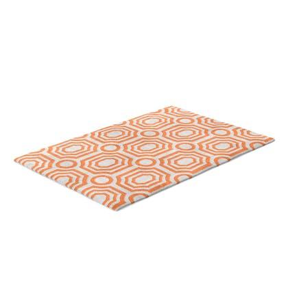 Gemusterter Teppich