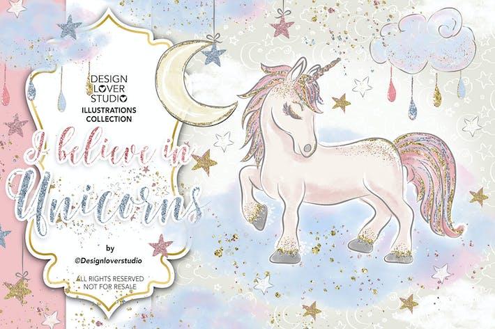 Thumbnail for I believe in Unicorn design