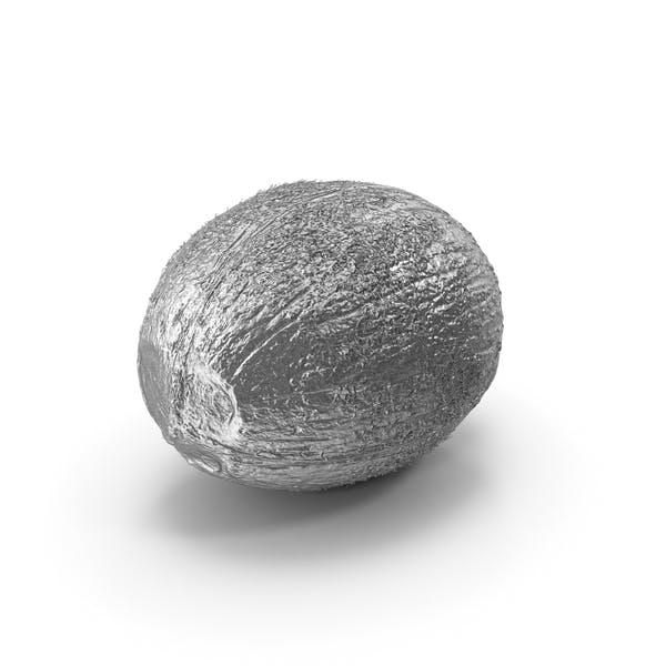 Silver Coconut