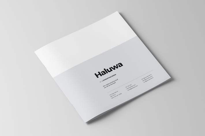 Thumbnail for Haluwa Square Brochure