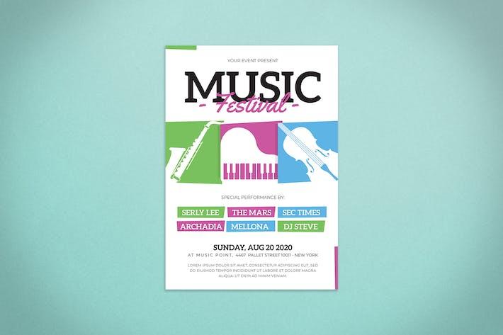 Thumbnail for Music Festival