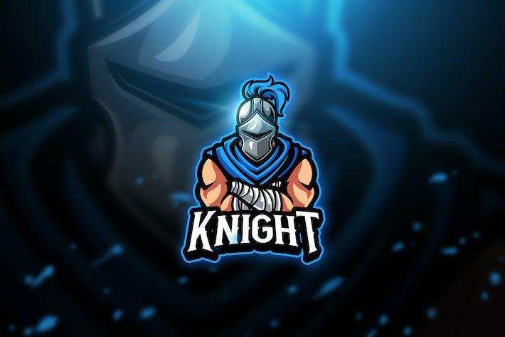 Thumbnail for Knight 2 - Mascot & Esport Logo