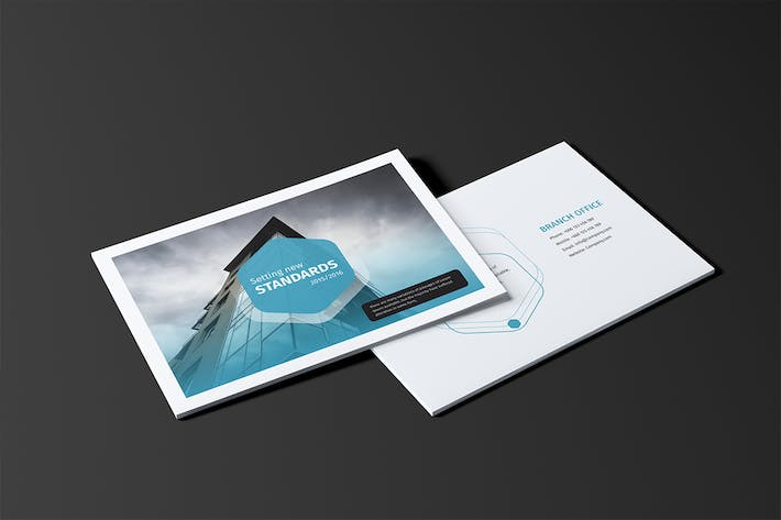Thumbnail for Corporate Business Brochure | Landscape