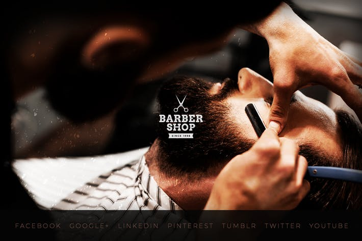 Thumbnail for Barber Shop – Social Media