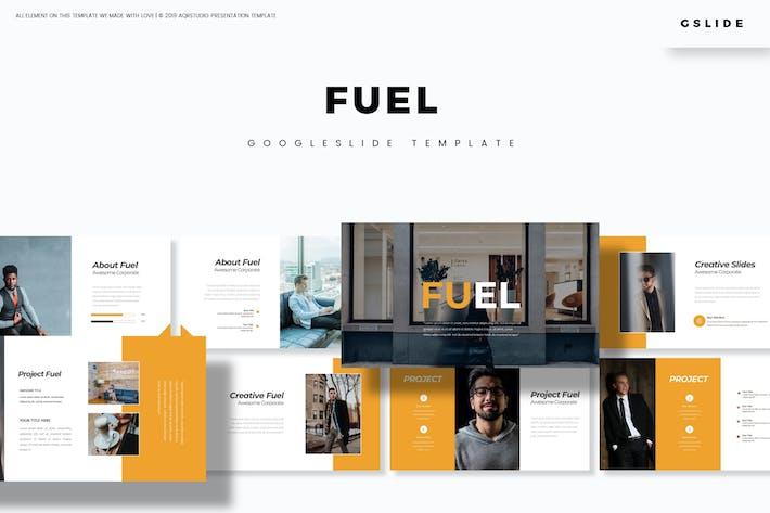 Fuel - Google Slides Template