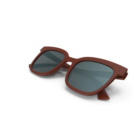 Women's Sunglasses Closed Brown